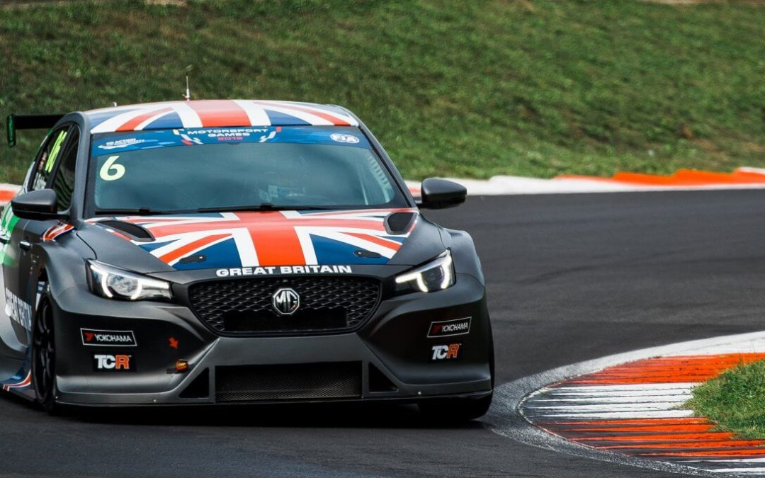 Team UK at the FIA Motorsport Games